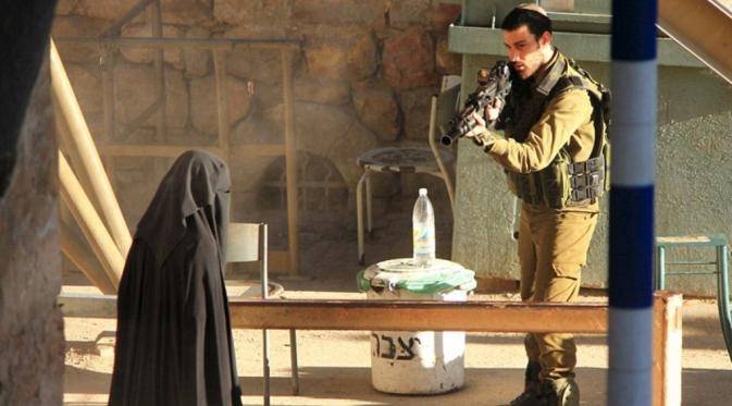 1Gadis Palestina