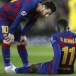 Peringatan Keras Dari Barcelona Untuk Dembele