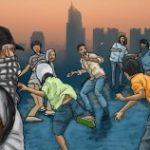 Polisi Amankan 8 Pemuda di Tambora Karena Sengaja Undang Tawuran Melalui Medsos