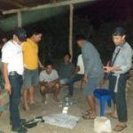 Polisi Amankan 5 warga Dompu NTB Karena Asyik Main Judi di Tengah Pandemi Corona