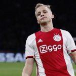 Ajax Pastikan Akan Melepas Van de Beek, Tapi Tidak Ada Diskon