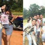 Aksi Tak Senonoh-Coret Seragam Pelajar SMA di Riau Viral di Medsos