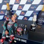 Jadi Rider To Beat di MotoGP 2020 Tak Membuat Fabio Quartararo Tertekan