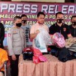 Polisi Sumsel Tembak Pelaku Otak Pencurian Dengan Modus Pecah Kaca